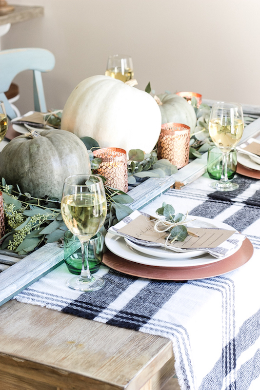 15 Thanksgiving Tables to Inspire | Wolf & Stag
