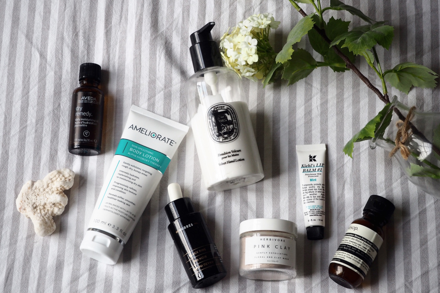 My Can't-Live-Without Beauty Products: Skincare