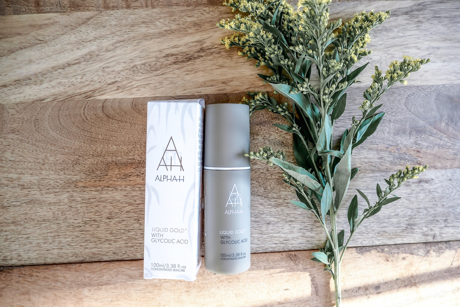 Beauty Review: Alpha-H Liquid Gold