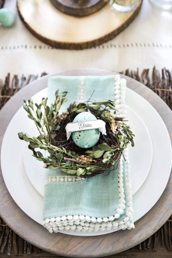 Decorating for Easter on a Budget   Wolf & Stag