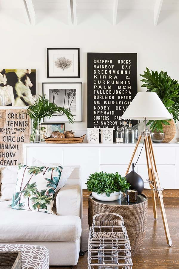 Leaf-Print Interiors Inspiration | Wolf & Stag
