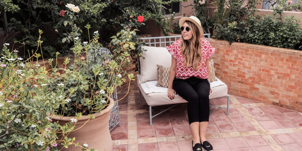Travel Style: What to Pack for Marrakech
