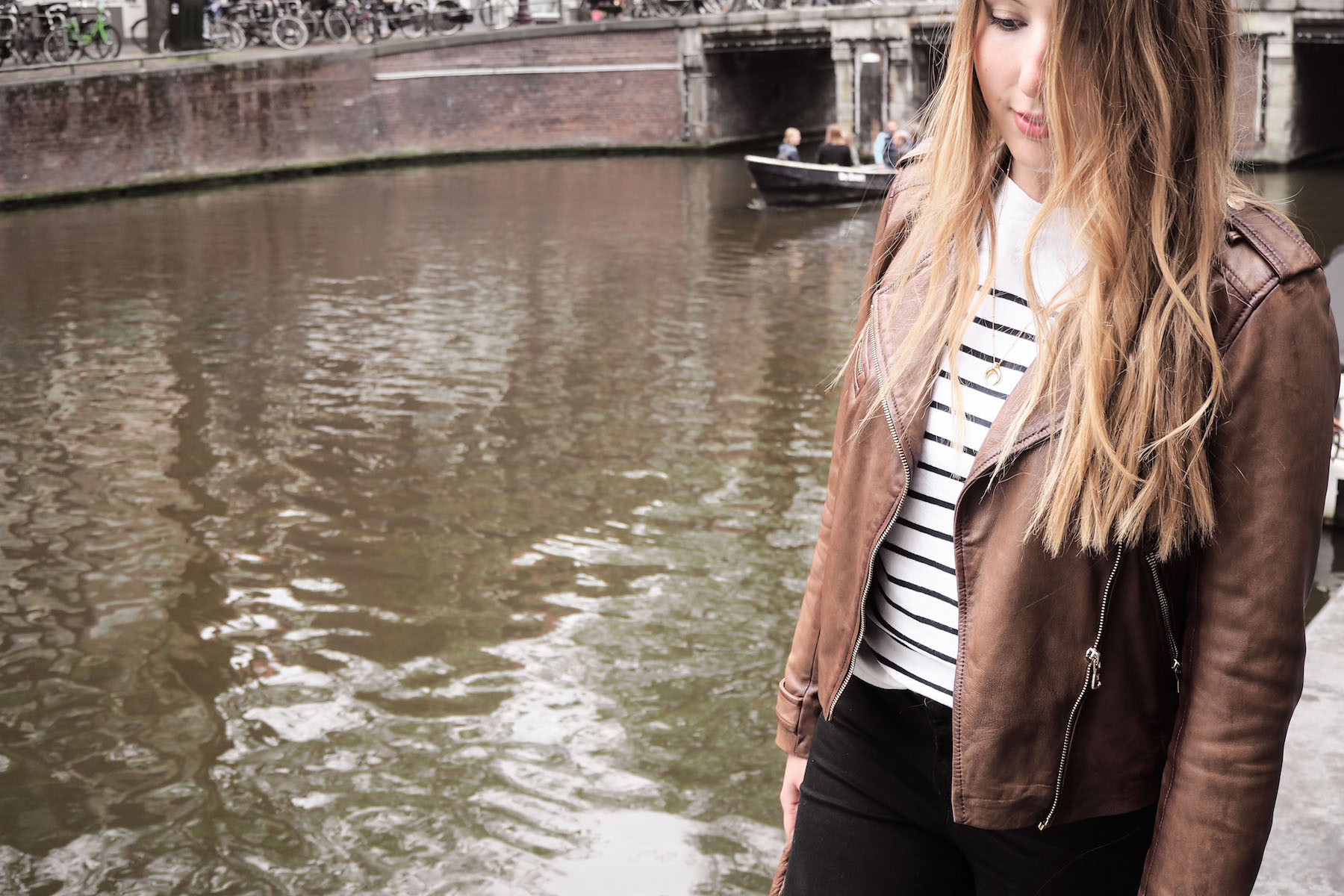 Travel Style: What I Wore in Amsterdam
