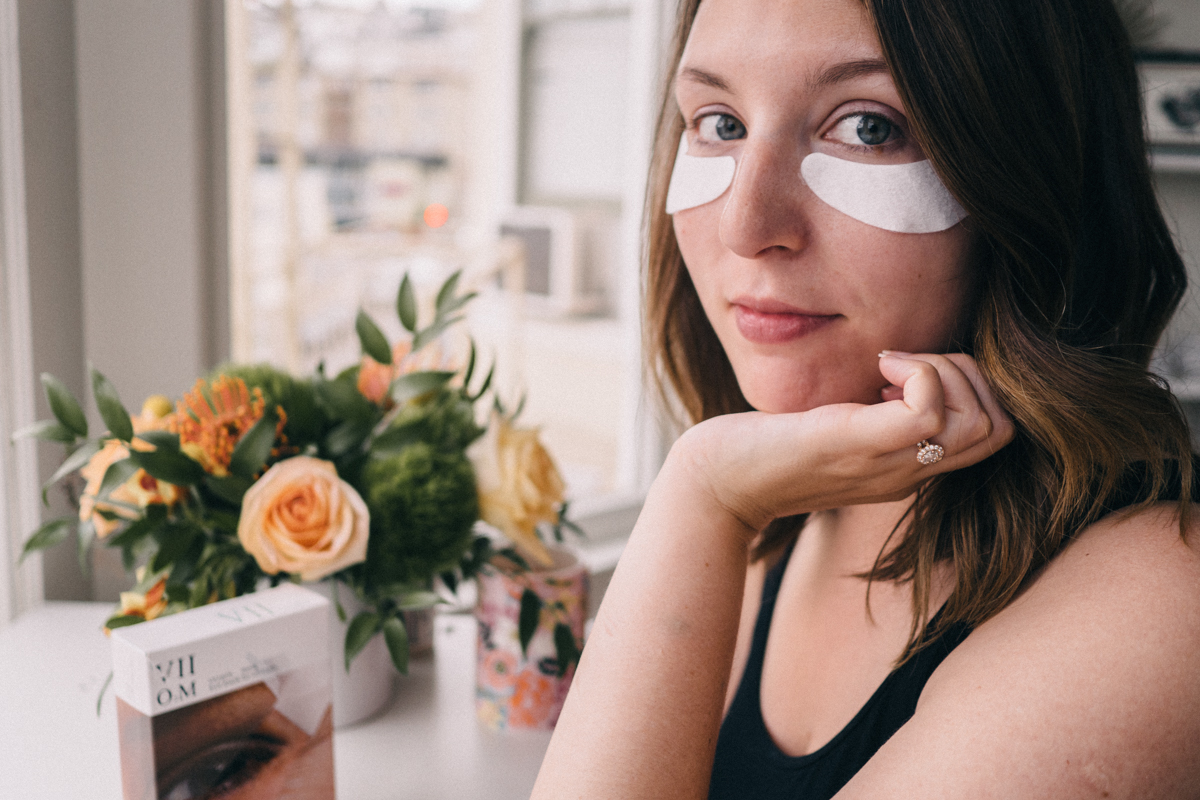 Beauty Review: VIICode Oxygen Eye Masks*