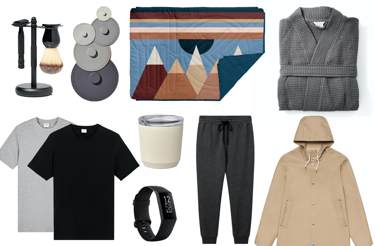 Sustainable Holiday Gift Guide: For Him