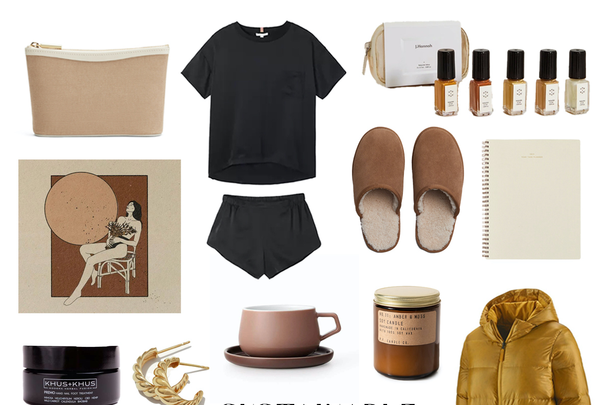 Sustainable Holiday Gift Guide: For Her