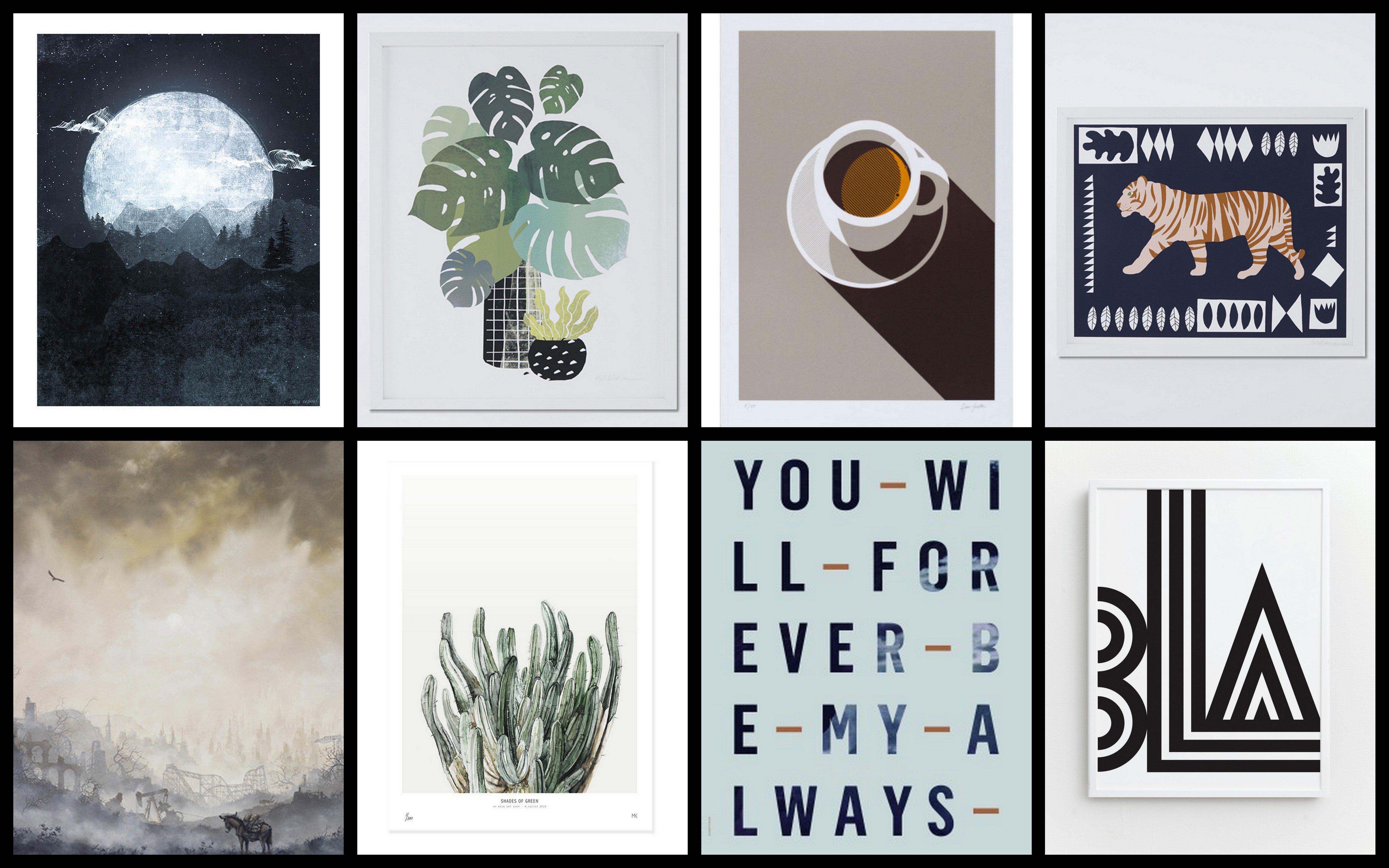 Friday Finds: Best Affordable Art Prints