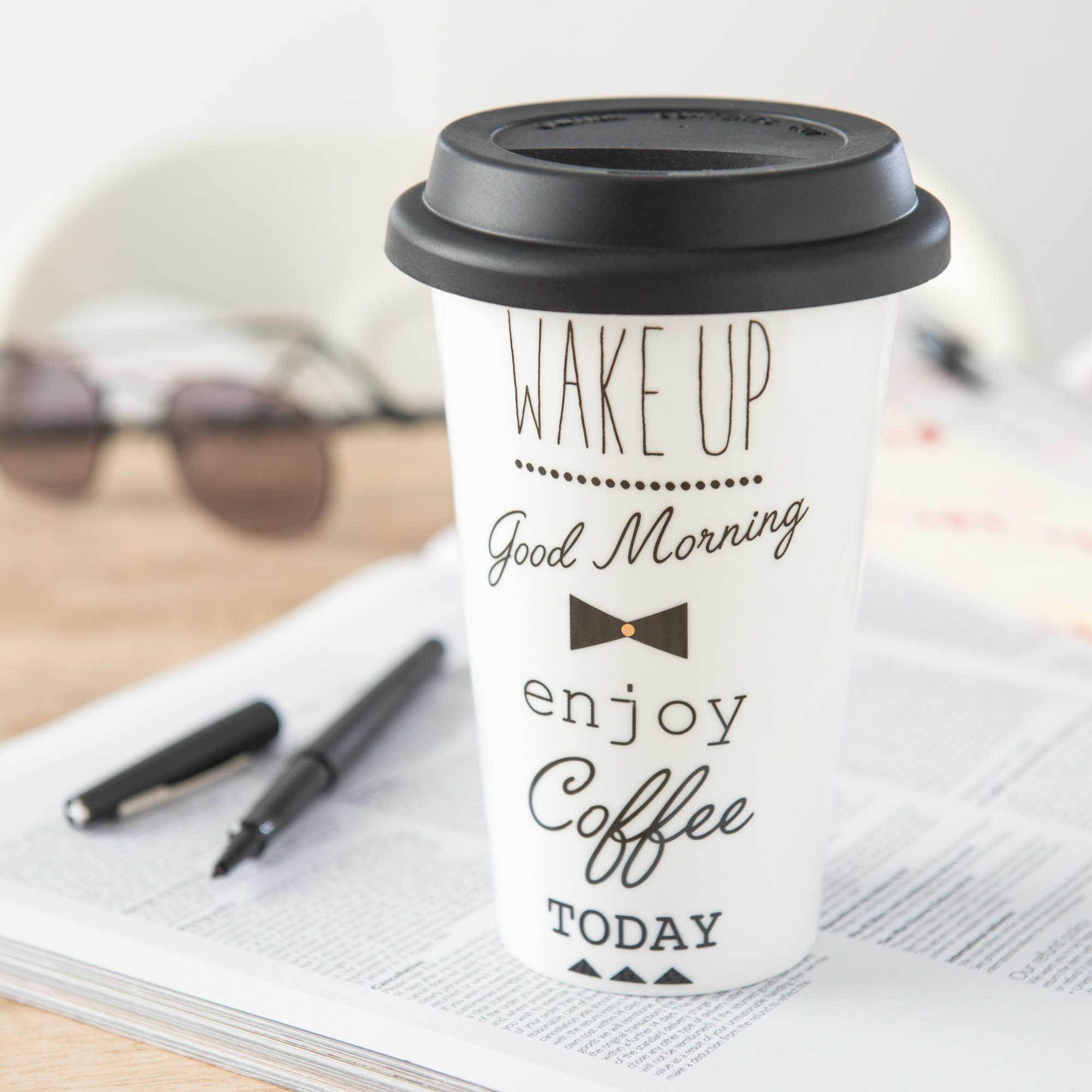 Friday Finds: Stylish Travel Coffee Mugs