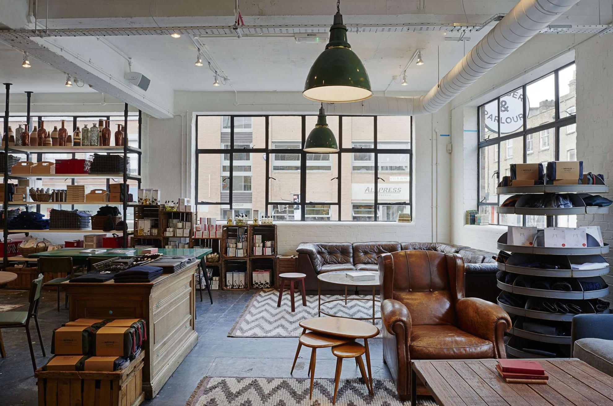 the best cafes to work from in london wolf stag