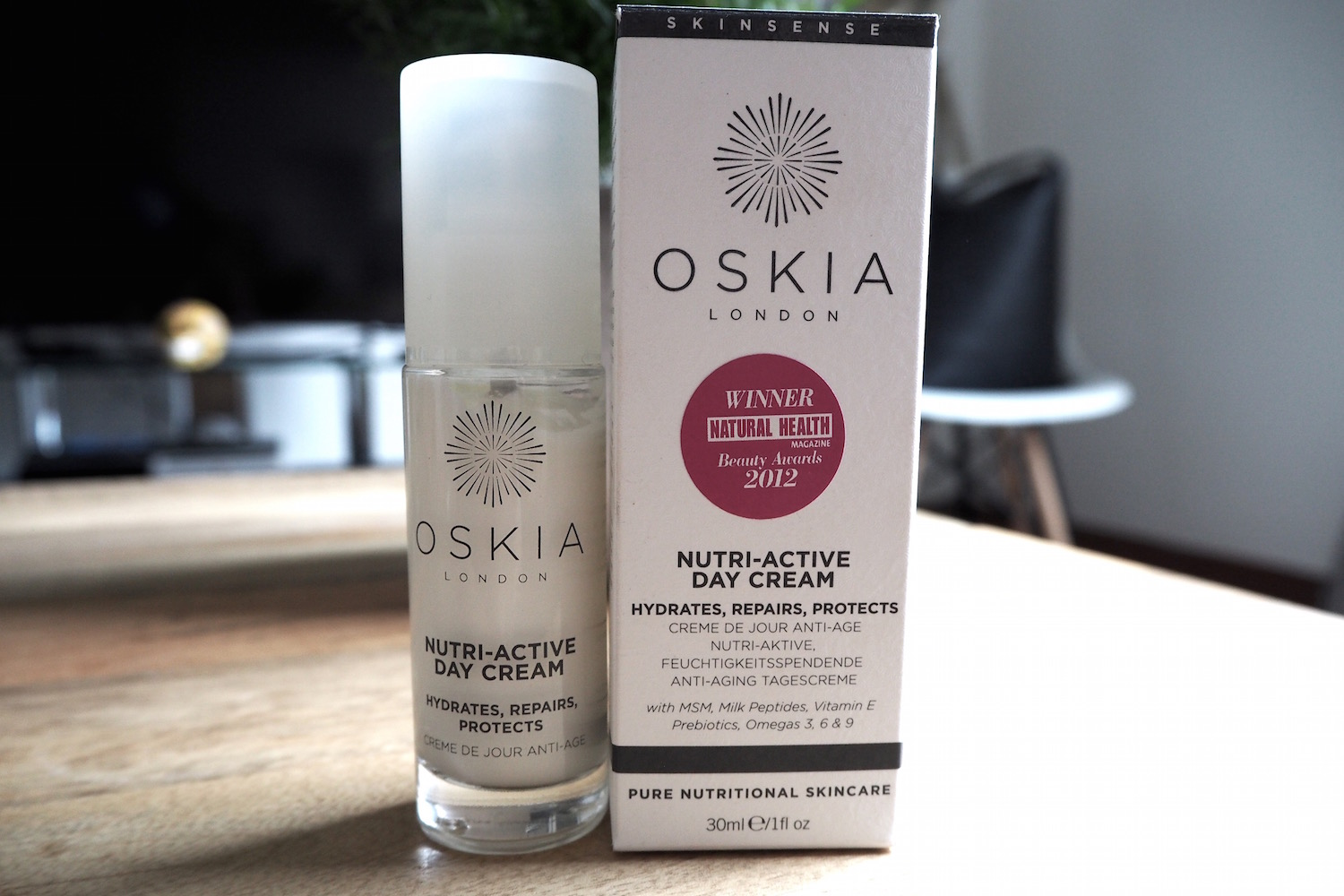 Beauty Review: Oskia Nutri-Active Day Cream