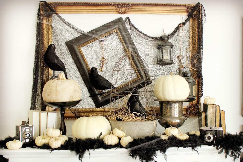Friday Finds: Halloween Interiors Inspiration