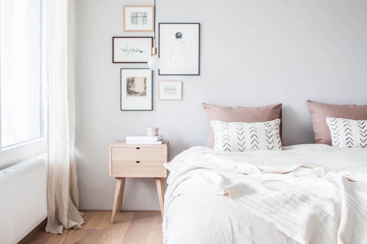 Interiors Inspiration: Blush Pink