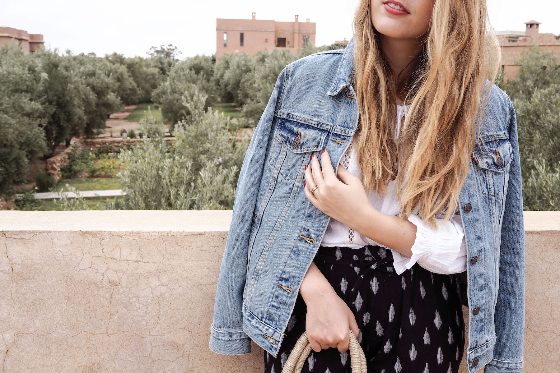 Travel Style: A Perfect Summer Travel Outfit