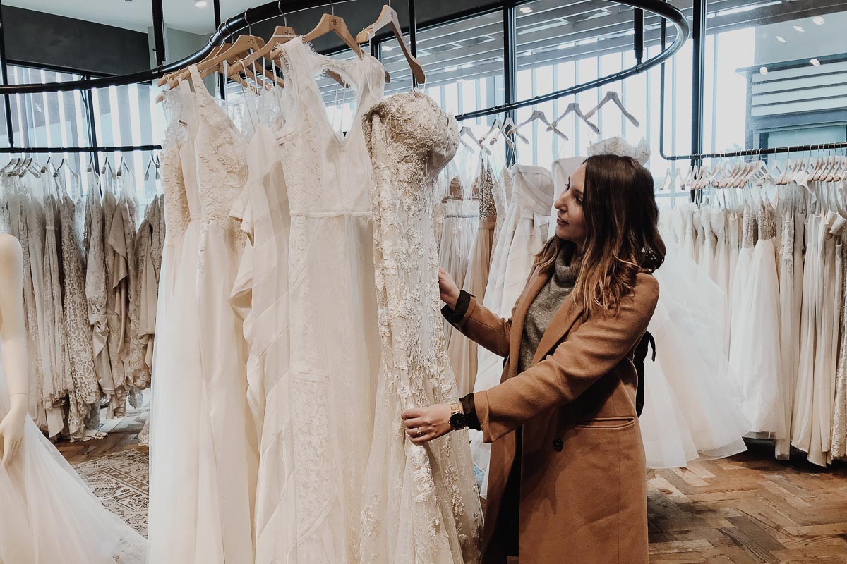 Wedding Dress Shopping is the Best (And Worst)
