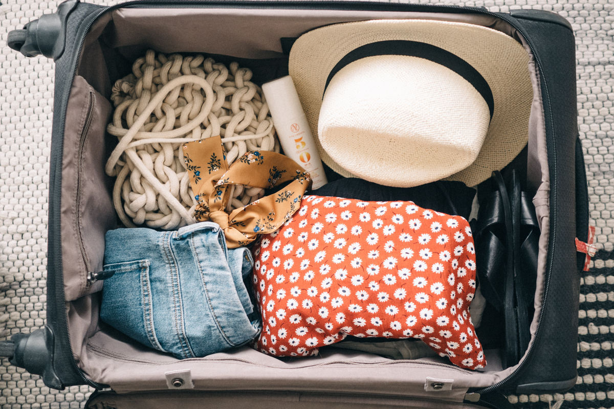 Travel Style: My Packing List for Three Nights in Las Vegas