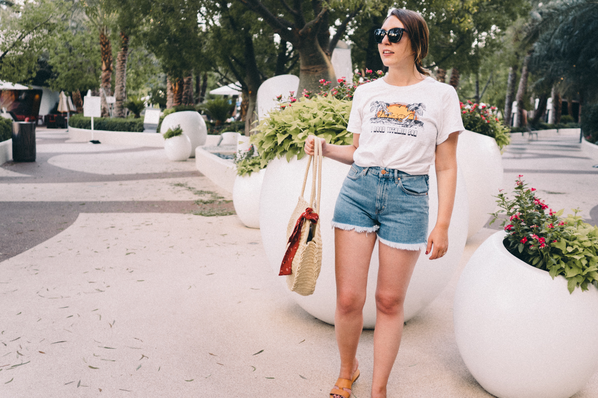Travel Style: What I Wore (and What We Did) in Las Vegas