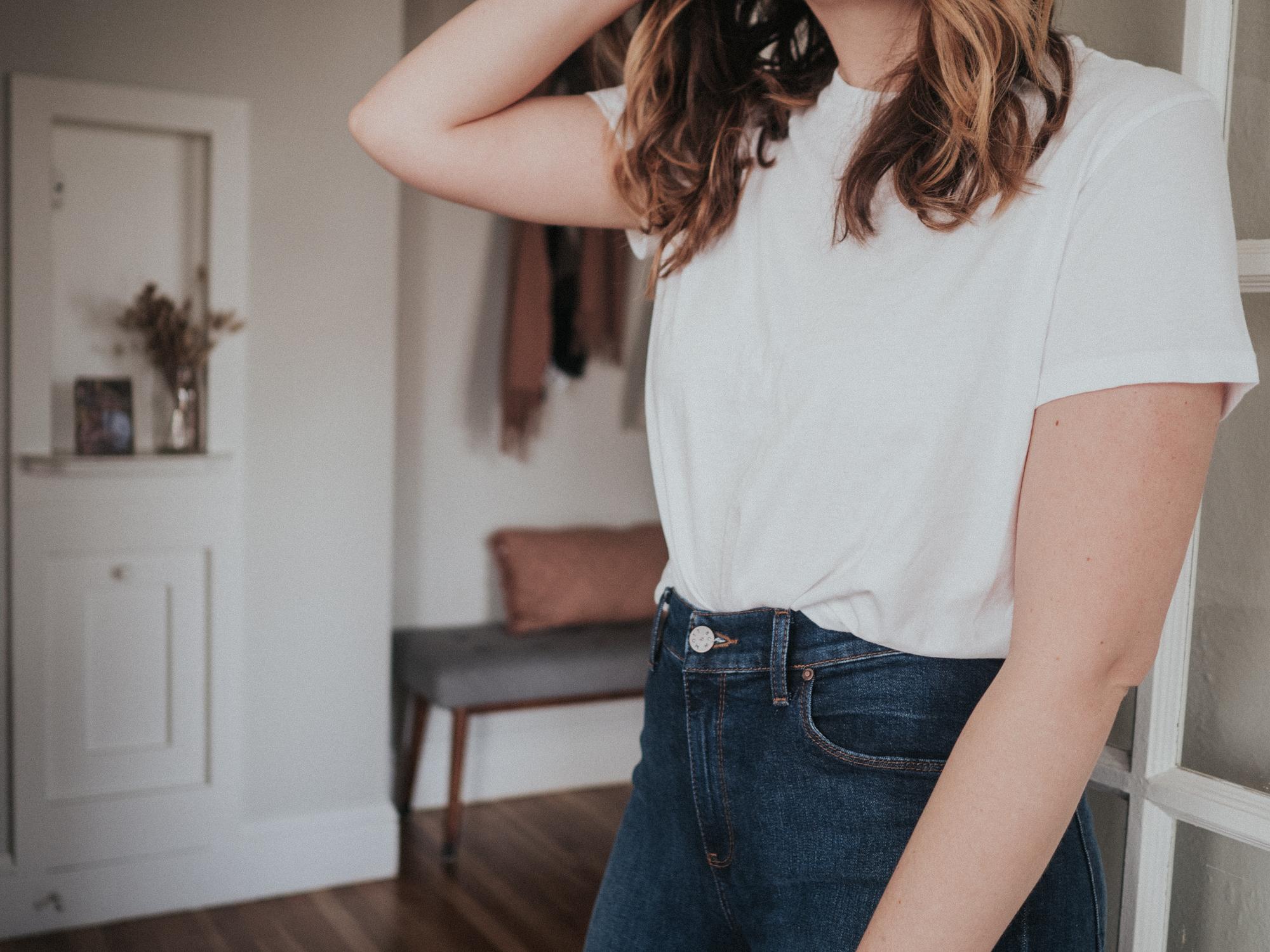Outfit Inspiration: Two Wardrobe Staples, Three Ways