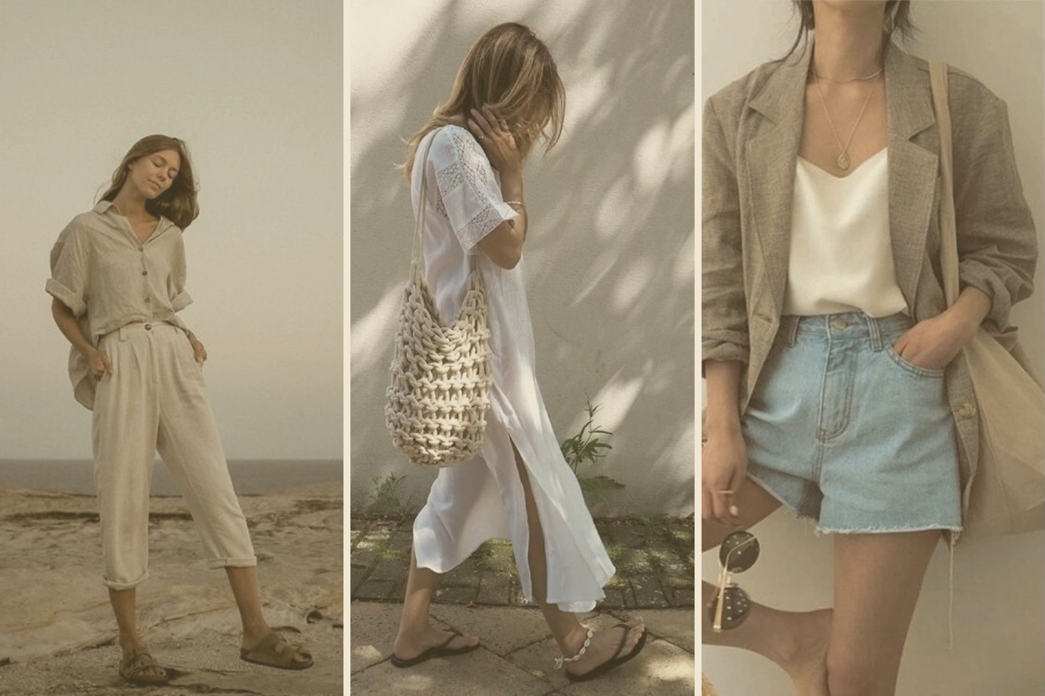 The (Mostly) Sustainable Summer Capsule Wardrobe | 2021